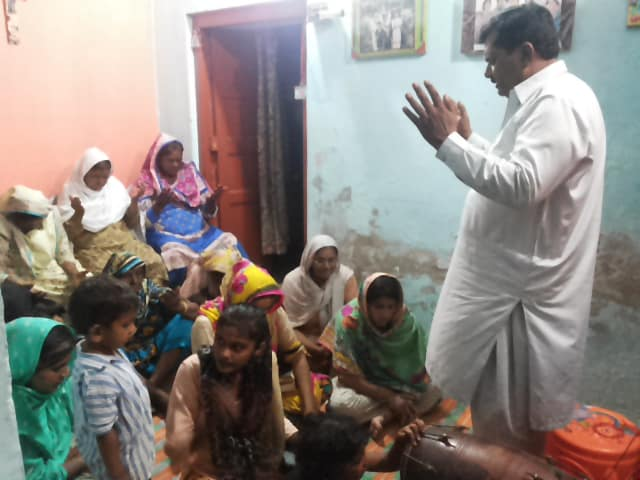 House church in Pakistan