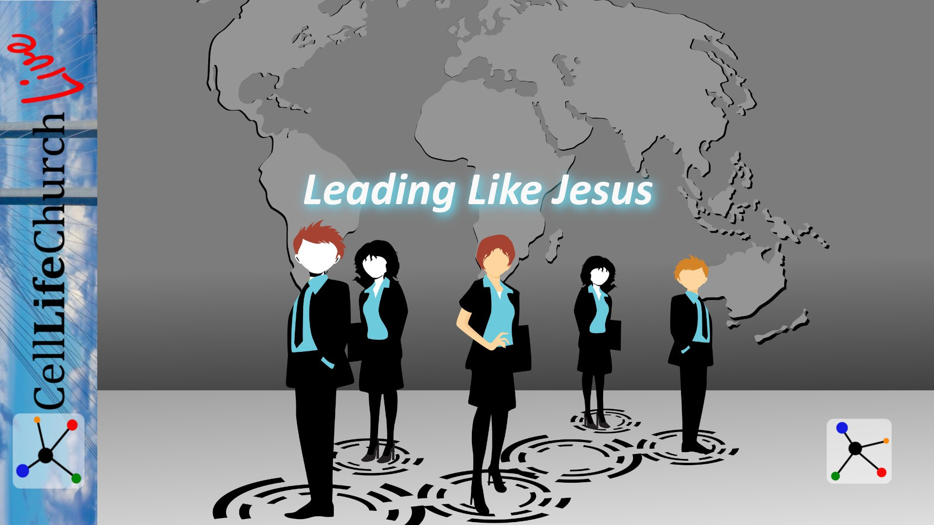 Leading Like Jesus