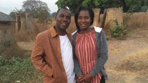 Pastor Isaac and Chewe Mphande