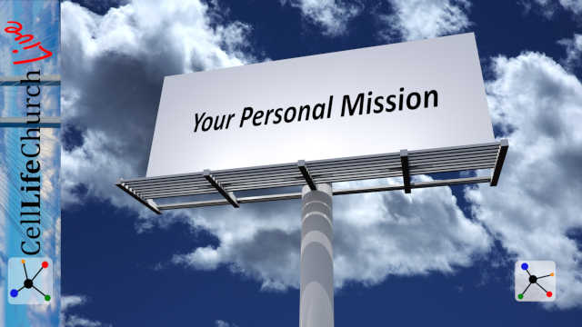 Your Personal Mission