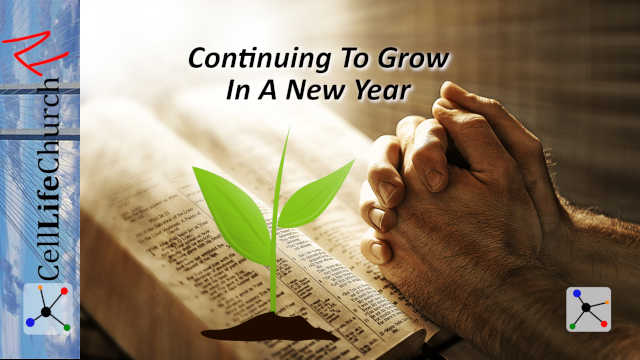 Continuing To Grow In A New Year